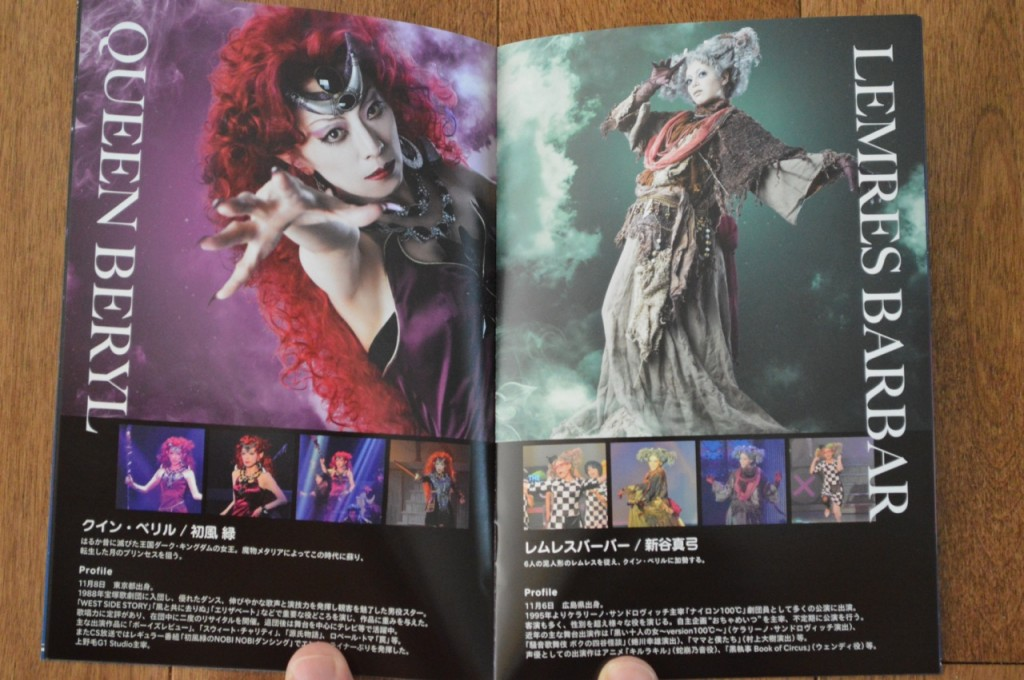 Sailor Moon La Reconquista Musical DVD - Booklet - 6