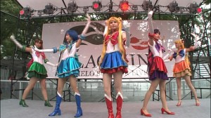 Sailor Moon La Reconquista Musical DVD - Special features - Live event