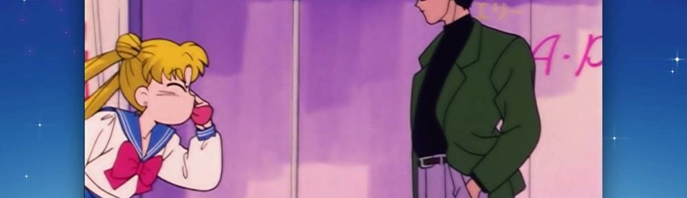 Usagi meets Mamoru