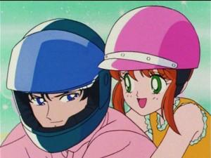 Mamoru and Unazuki