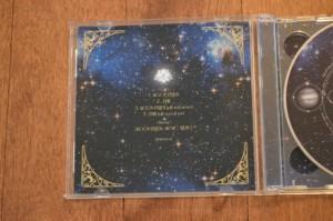 Moon Pride CD Single - Blu-Ray CD Combo - Insert