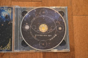 Moon Pride CD Single - Blu-Ray CD Combo - Music Video