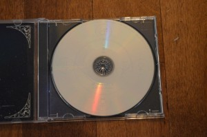 Moon Pride CD Single - CD Version - Disk