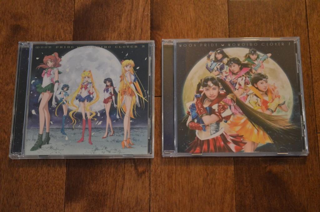 Momoiro Clover Z - Moon Pride CD Single