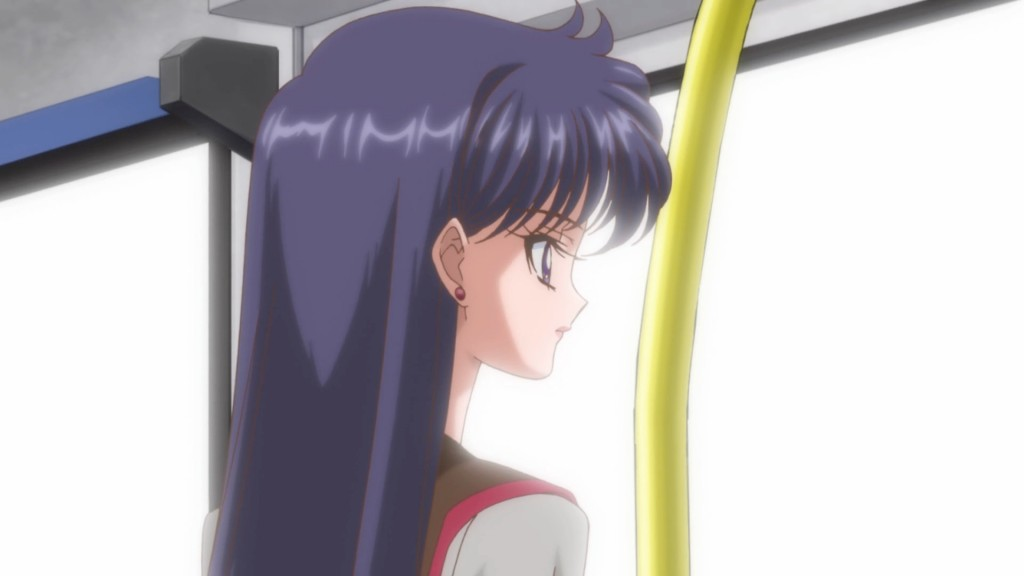 Sailor Moon Crystal Act 3, Rei - Rei Hino