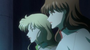 Sailor Moon Crystal Act 3, Rei - Sailor Mars - Zoisite and Nephrite