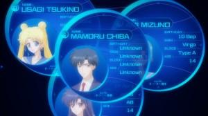 Sailor Moon Crystal Act 4 - Mamoru Chiba bio