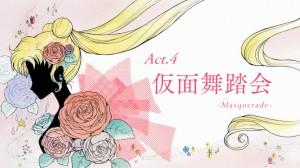 Sailor Moon Crystal Act 4, Masquerade Dance Party