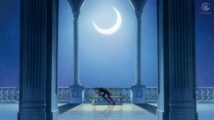 Sailor Moon Crystal Act 4 - Tuxedo Mask kissing Sailor Moon without consent