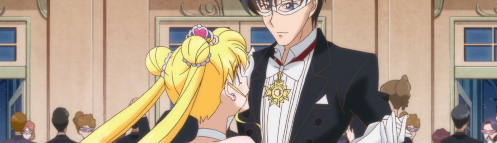 Sailor Moon Crystal Act 4 - Usagi and Mamoru dancing