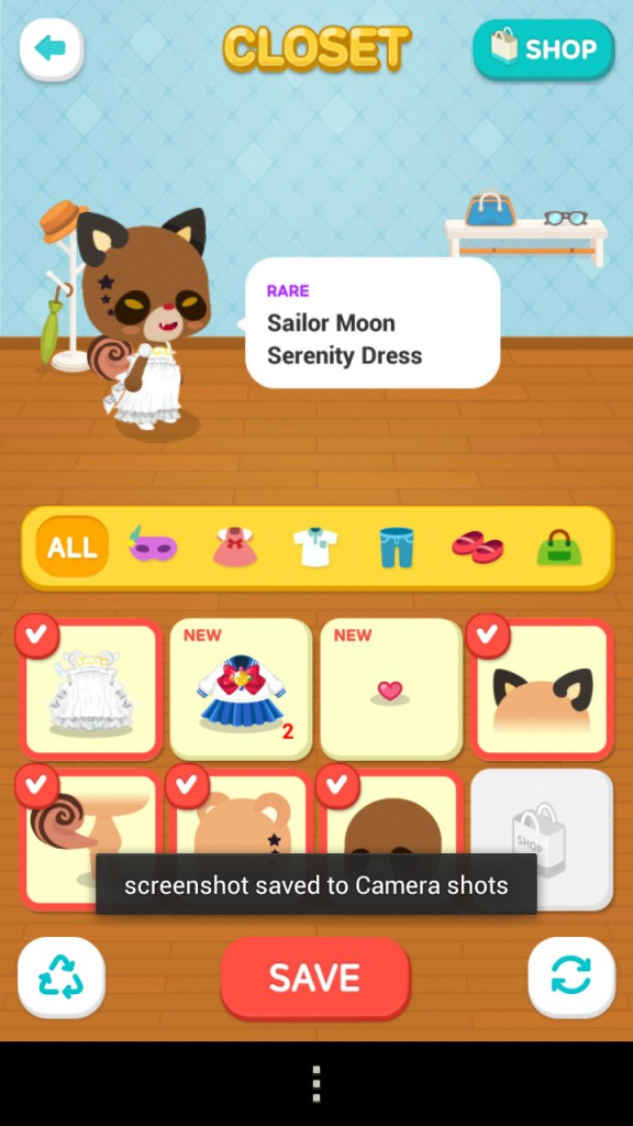 Sailor Moon In Line Play Closet Serenity Dress Sailor Moon News