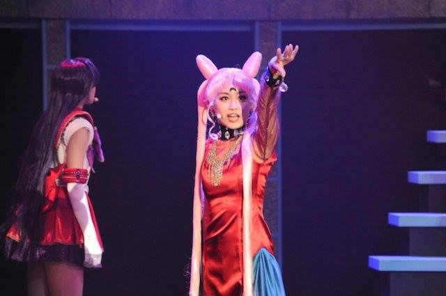 Sailor Moon - Petite Étrangère - Black Lady