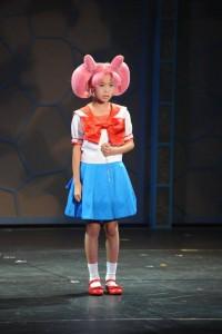 Sailor Moon - Petite Étrangère - Chibiusa