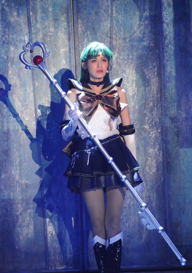 Sailor Moon - Petite Étrangère - Sailor Pluto