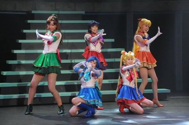 Sailor Moon - Petite Étrangère - Sailor Team
