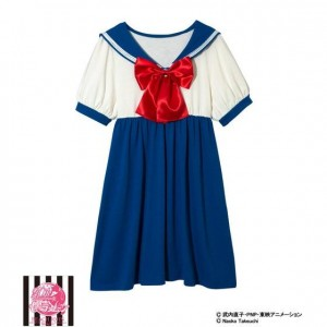 Ami's school uniform dress