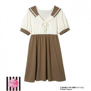 Makoto's school uniform dress