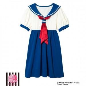Minako's school uniform dress