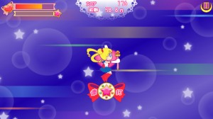 Pretty Guardian Sailor Dash - Moon Spiral Heart Attack