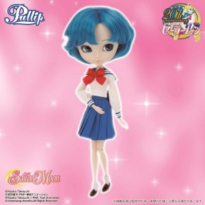 Sailor Mercury as Ami Mizuno Pullip doll