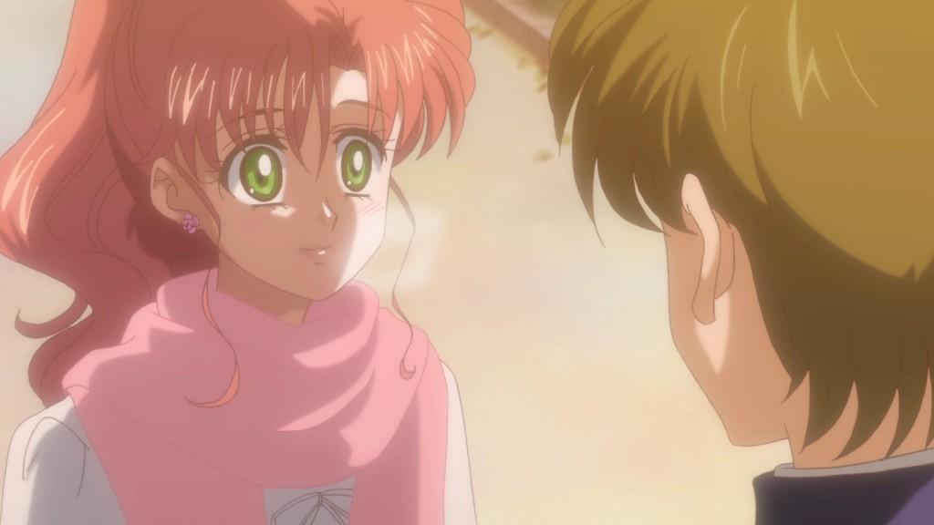 Sailor Moon Crystal Act 5 - Makoto and her sempai