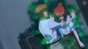 Sailor Moon Crystal Act 5 - Motoki assaulting Makoto