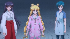 Sailor Moon Crystal Act 5 - Pyjama party