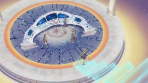 Sailor Moon Crystal Act 6 - Headquarters under the Crown Game Center