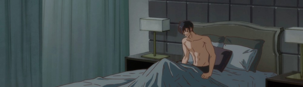Sailor Moon Crystal Act 6 - Shirtless Mamoru