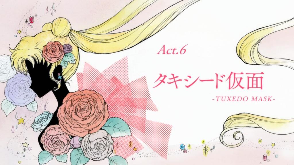 Sailor Moon Crystal Act 6 - Tuxedo Mask