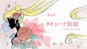 Sailor Moon Crystal Act 6 - Tuxedo Mask