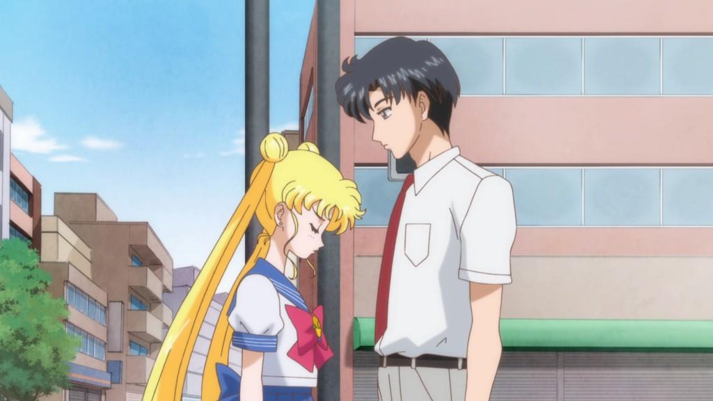 Sailor Moon Crystal Act 6 - Usagi and Mamoru