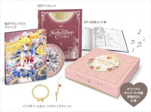 Sailor Moon Crystal Blu-Ray Limited Edition