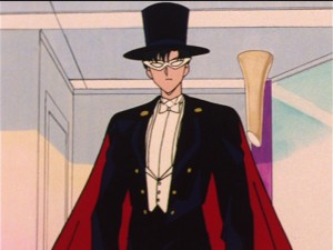 Sailor Moon episode 36 - Evil Tuxedo Mask