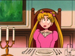 Sailor Moon episode 37 - Usagi as a Princess