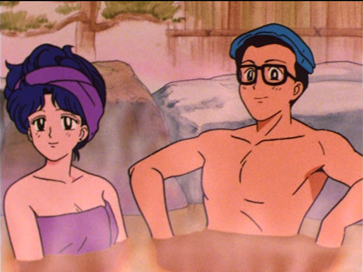 Sailor Moon episode 40 - Ikuko Mama and Kenji Papa