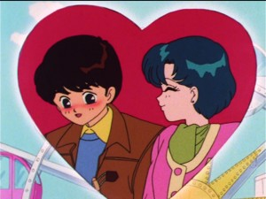 Sailor Moon episode 41 - Uwara and Ami