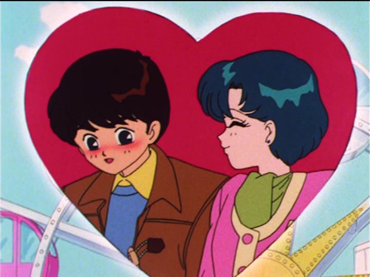Sailor Moon episode 41 - Uwara and Ami