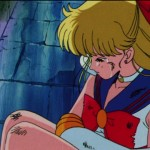 Sailor Moon episode 42 - Sailor V crying