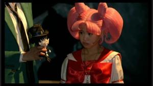 Sailor Moon Petite Étrangère musical - Chibiusa with a Tuxedo Mask doll