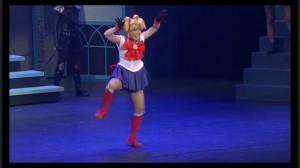 Sailor Moon Petite Étrangère musical - Fake Usagi