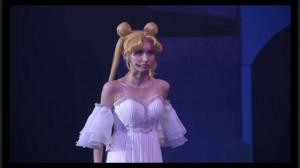 Sailor Moon Petite Étrangère musical - Queen Serenity