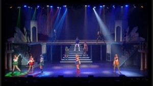 Sailor Moon Petite Étrangère musical - Sailor Team and the Black Moon Clan