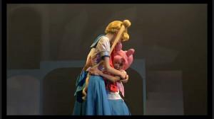 Sailor Moon Petite Étrangère musical - Usagi and Chibiusa