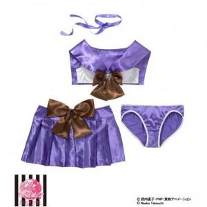 Sailor Saturn lingerie