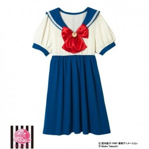 Usagi's school uniform dress