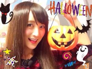 Ayaka Komatsu's Niconico live Halloween event