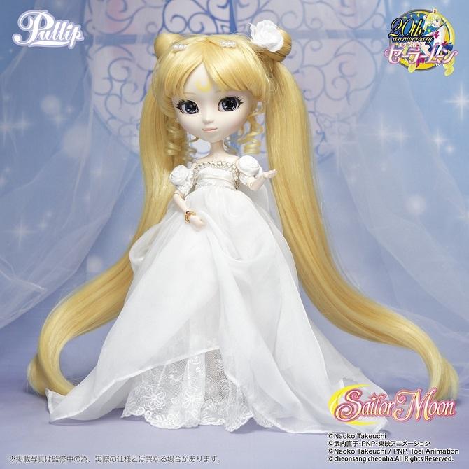 Princess Serenity Pullip doll