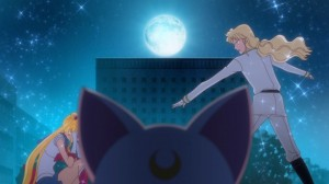 Sailor Moon Crystal Act 7 - Artemis