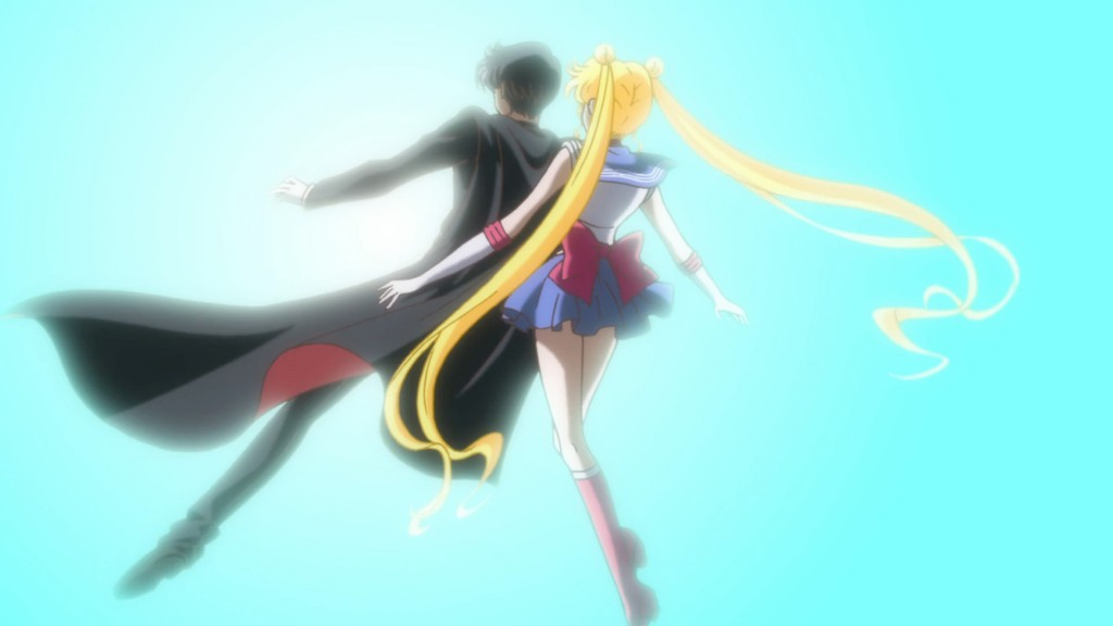 Sailor Moon Crystal Act 8 Preview - Tuxedo Mask being killed